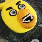 Five Nights at Freddy's Chica Cake!