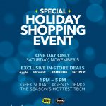 Best Buy Holiday Shopping Event! #GiftingMadeEasy