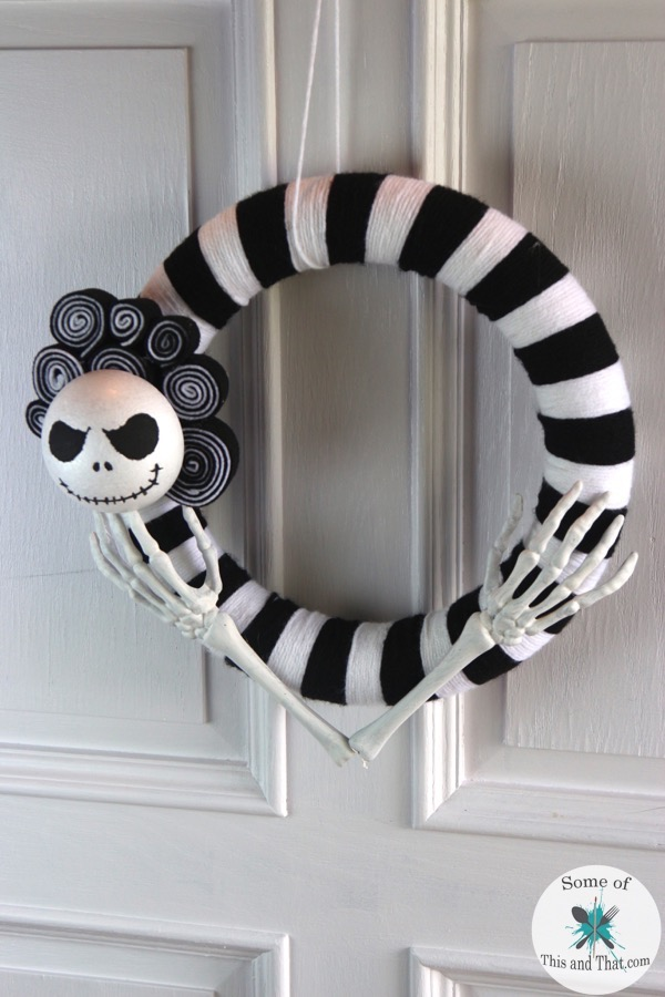 Jack Skellington Decorations Halloween