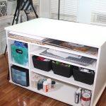 DIY Craft Desk Build!