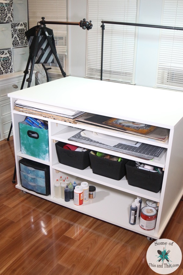 100 diy craft desk diy craft table hometalk