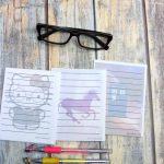 Customizable DIY Notepads!