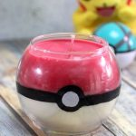 DIY Pokeball Candle! | Nerdy Crafts!