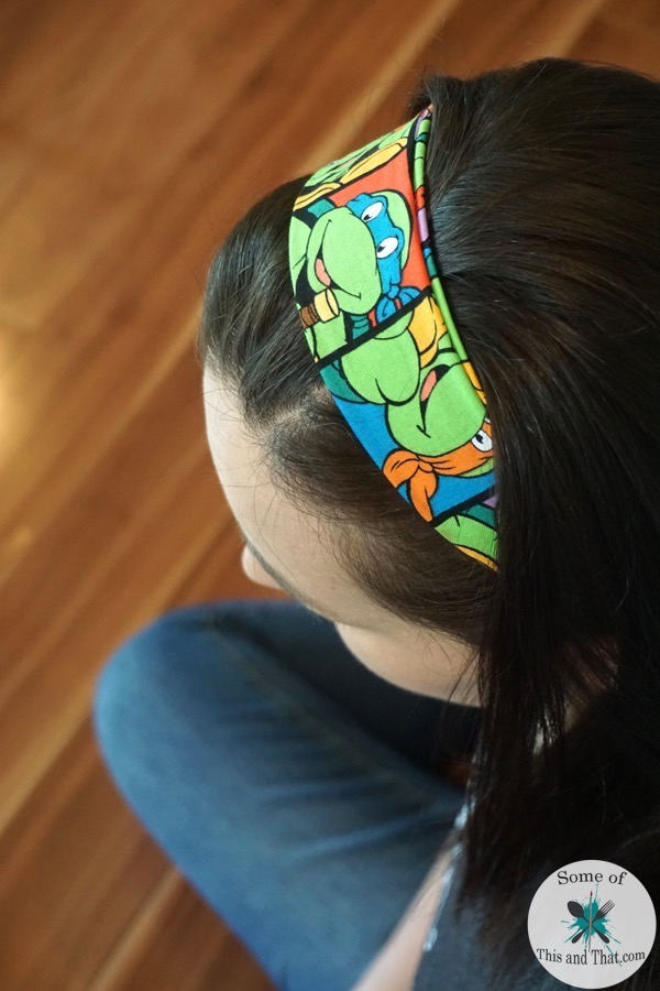 DIY Headbands with Free Pattern!