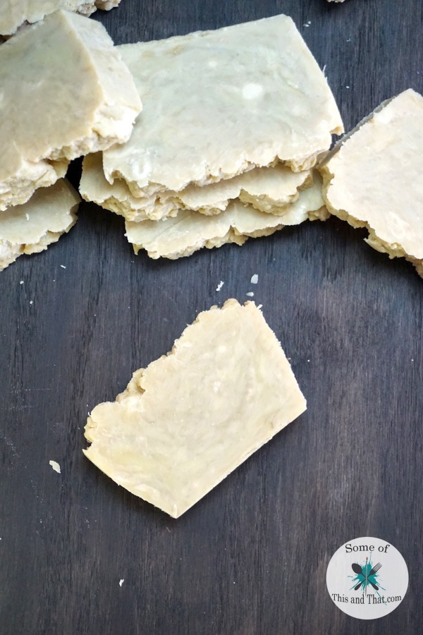 Homemade Castile Soap | Hot Process Castile Soap | Easy Soap for Beginners