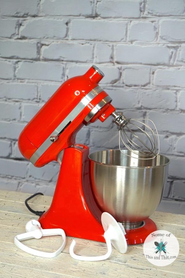 Meet the Mighty KitchenAid Artisan Mini